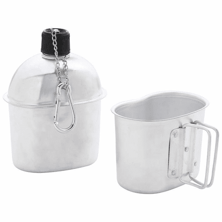 Classic Canteen with Cover & Cup