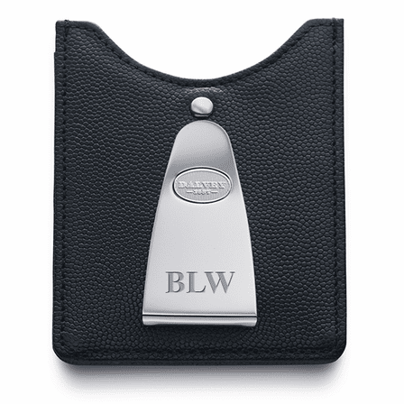 Classic Credit Card Wallet & Money Clip by Dalvey