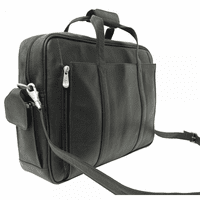 Classic Laptop Computer Briefcase by Piel Leather - Free Personalization