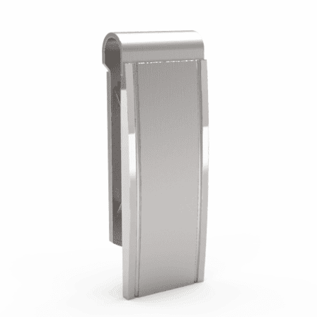 Classic Personalized Spring Loaded Money Clip