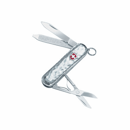Classic Sd Sterling Silver Swiss Army Knife