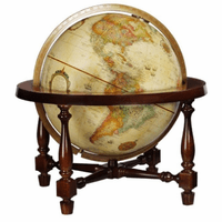 Colonial Desk Globe by Replogle Globes
