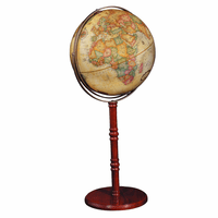 Commander II Floor Globe by Replogle Globes
