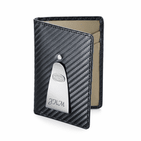 Continental Credit Card Wallet & Money Clip by Dalvey - Discontinued