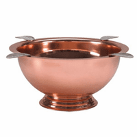 Copper Plated 4 Cigar Ashtray