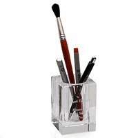 Crystal Executive Pen Holder