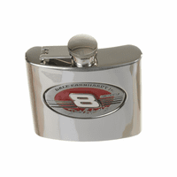 Dale Earnhardt Jr. 6 Ounce Steel Flask