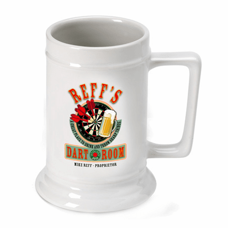 Dart Room German Beer Stein - Discontinued