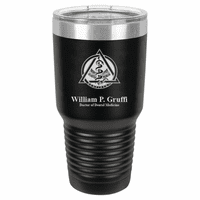 Dentist Emblem Personalized 30 Ounce Tumbler