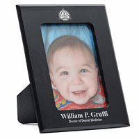 Dentist's Personalized Marble Photo Frame