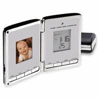 Digi-Companion Global Sync Atomic Clock & Digital Photo Frame - Discontinued