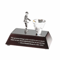 Direction - Inspirational Desk Sculpture