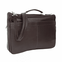 Double Executive Computer Bag by Piel Leather - Free Personalization