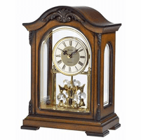 Durant Chiming Mantel Clock By Bulova