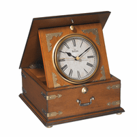 Edinbridge Chest Clock by Bulova
