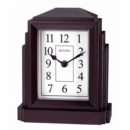 Empire Bluetooth Enabled Speaker Clock By Bulova - Discontinued
