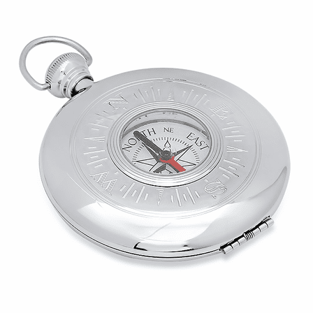 Engraved Grand Voyager Compass by Dalvey
