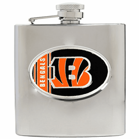 Engraved NFL Liquor Flask For Men