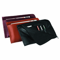 Envelope Portfolio in Top Grain Napa Leather by Royce