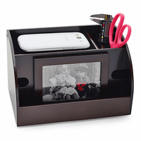 Espresso Charging Station with Pencil Cup and Frame