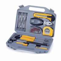 Essential Tools & Fasteners Set