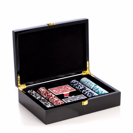 Executive 200 Chip Poker Set - Discontinued
