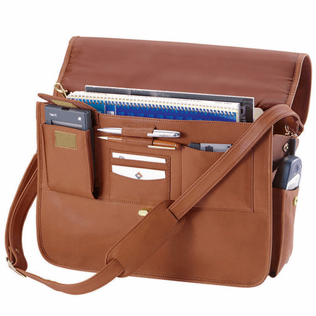 Executive Briefcase by Royce Leather - Free Personalization