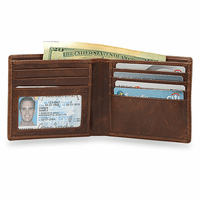 Executive Collection RFID Blocking Slim Bifold Wallet