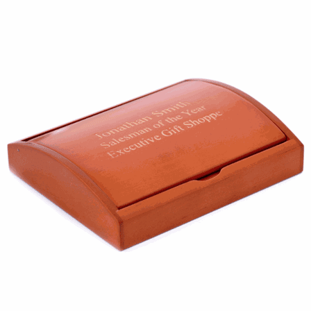 Executive Pen and Business Card Case Gift Set