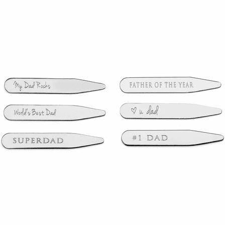 Father's Day Collar Stays