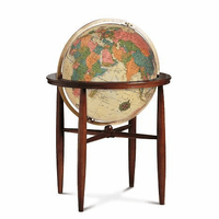 Finley Floor Globe In Antique by Replogle Globes
