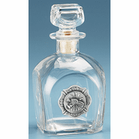 Firefighter's  Decanter