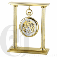 Flat Top Charles Hubert Pocket Watch Display Stand