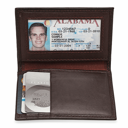 Front Pocket Credit Card & ID Holder