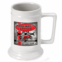 Garage German Beer Stein - Discontinued
