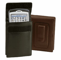 Genuine Leather Blackberry Case