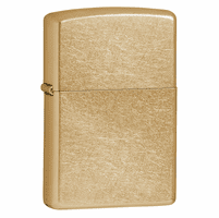 Gold Dust Zippo Lighter - ID# 207G - Discontinued