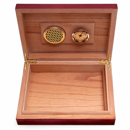 Graduate's Personalized Humidor