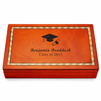 Graduates Personalized Dominoes Set - Discontinued
