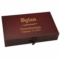 Groomsman's Gift  Cards & Dice Set