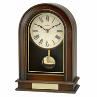 Hardwick Tabletop Clock By Bulova