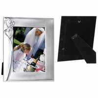 Hearts Wedding Photo Frame