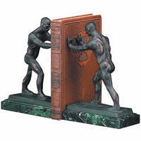 Herculean Effort Bookends
