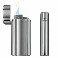 Heritage Single Jet Flame Lighter by Colibri - Discontinued