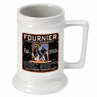 Hockey Academy German Beer Stein - Discontinued
