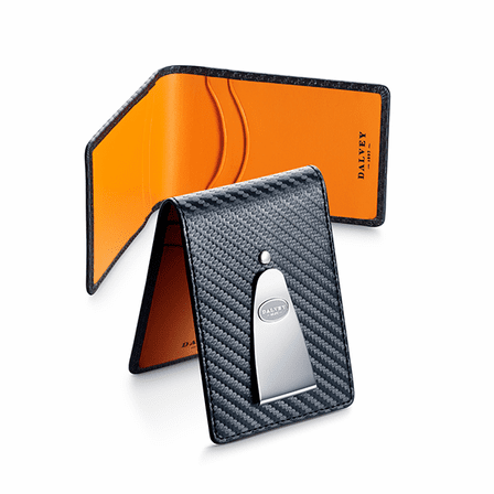 Insignia Credit Card Wallet & Money Clip by Dalvey