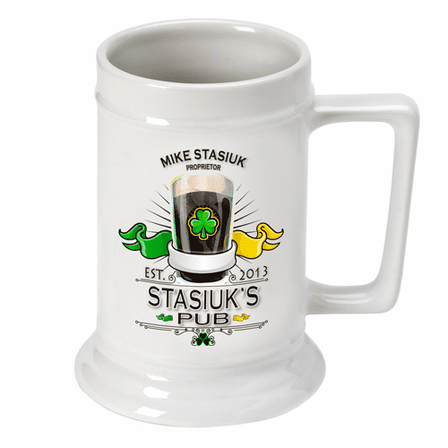 Irish Beer Stein - Discontinued