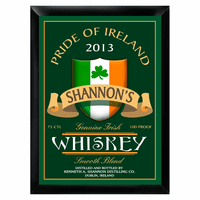 Irish Whiskey Pub Sign - Free Personalization