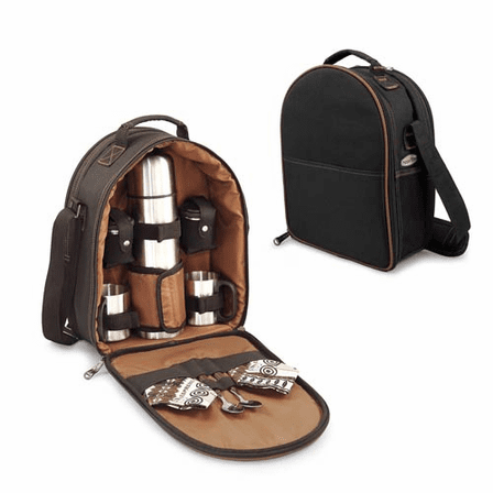 Java Express Insulated Pack with  Coffee / Tea Service for 2