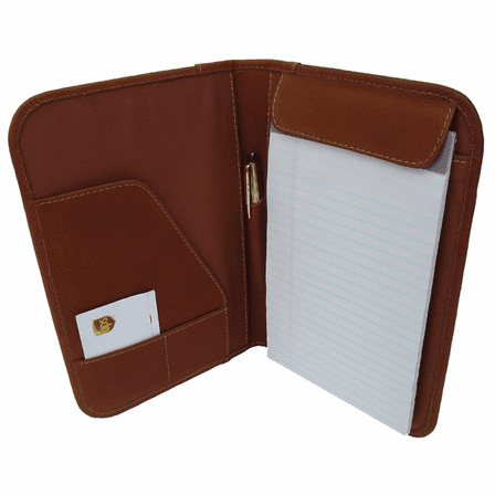 Junior Leather Padfolio